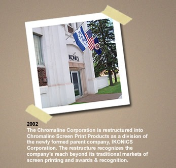 chromaline IKONICS corporation