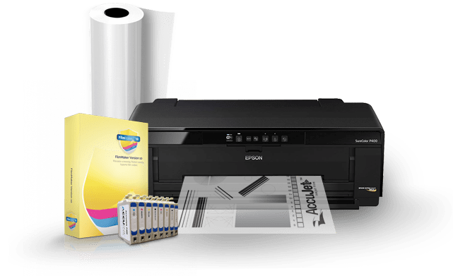 P40 Printer Package