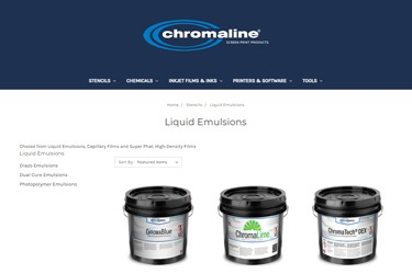 chromaline shop online
