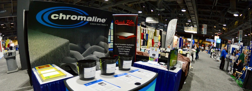 welcome to chromaline screen print products