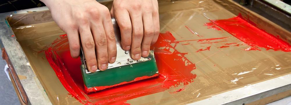 coating screens for screen printing