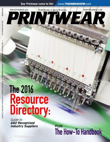 Printwear Magazine Make a Better Screen