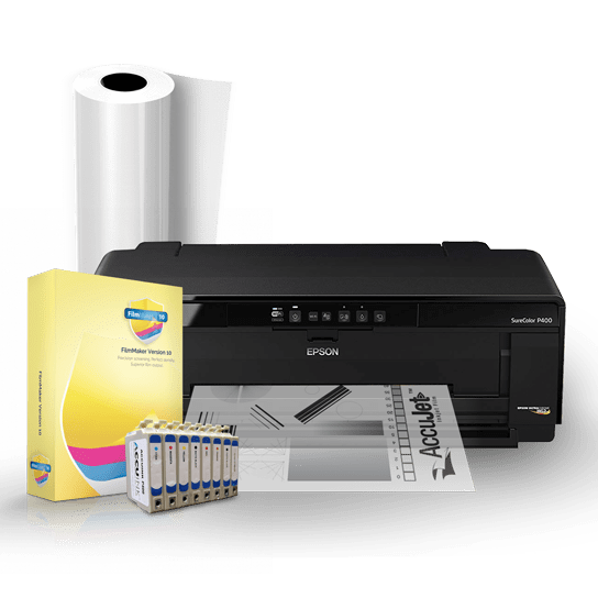 Inkjet Printer Supplies for Screen Printers from Chromaline