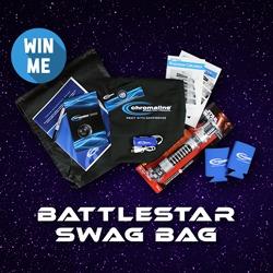 Win A Battlestar Swag Bag - Post Thumbnail