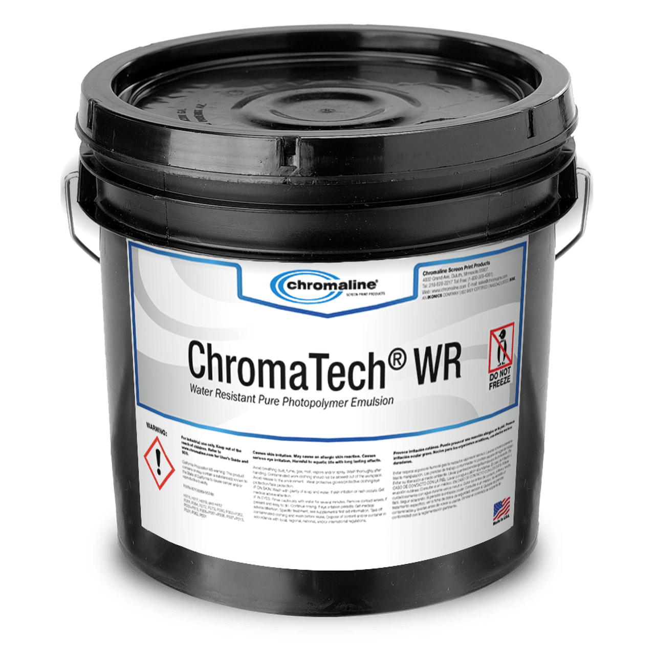 chromatech wr water resistant emulsion
