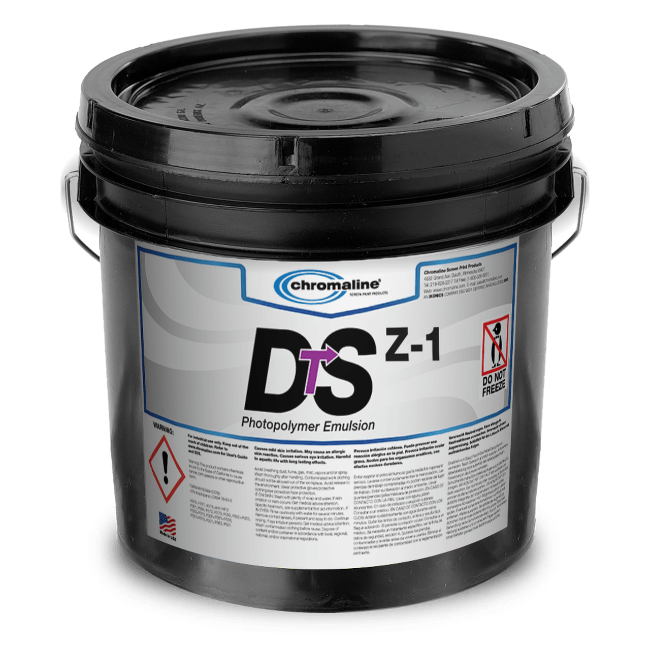 dts z1 direct to screen water resistant emulsion