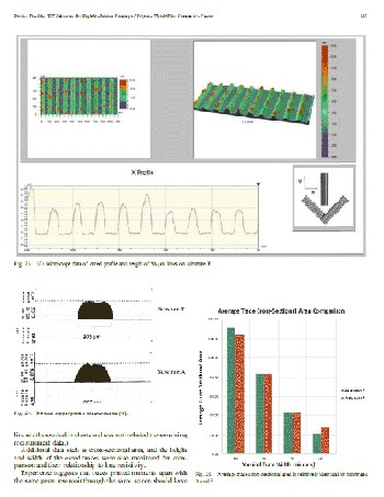 Journal of Microelectronics and Electronic Packaging Art Dobie Flexible PET Substrate for High-Definition Printing of Polymer Thick-Film Conductive Pastes