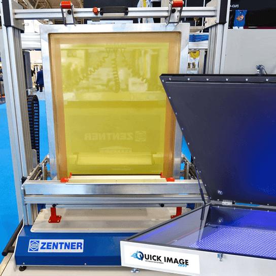 chromaline screen printing equipment and tools