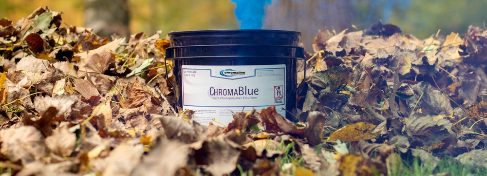 stock up on screen printing emulsions before winter