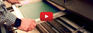 Drying A Screen for Screen Printing - Post Thumbnail
