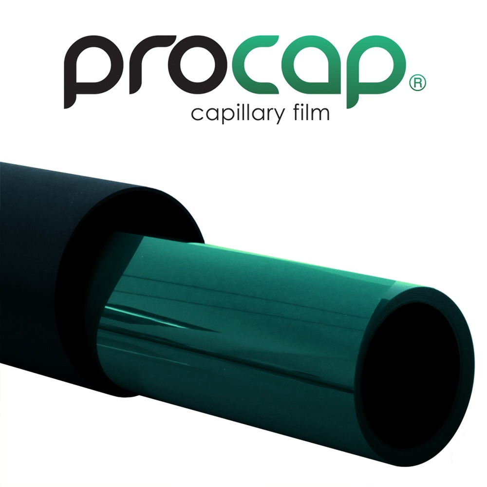 chromaline capillary film pro cap