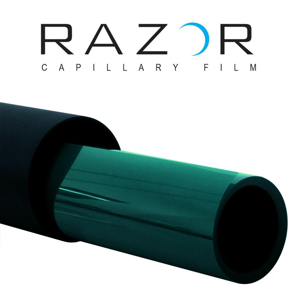 chromaline capillary film razor